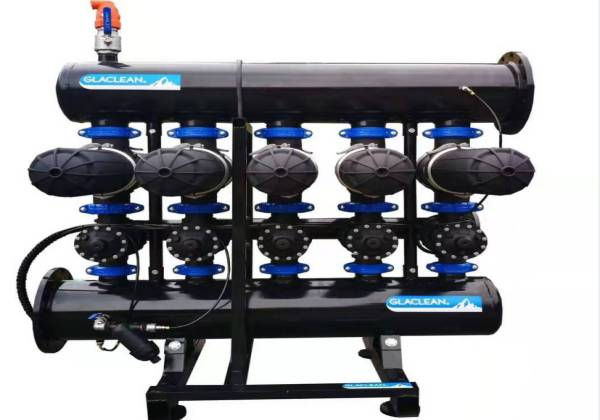 auto disc backflushing filter filtration system 4